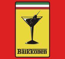 Raikkonen Martini by formulapod