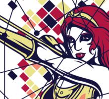 Greek Mythology & Gods - Artemis Sticker