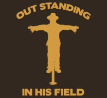 Out Standing In His Field by BrightDesign