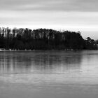 The Bay in Black and White by WeeZie