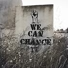 We can change it by Sarah Cowan