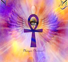Ankh Of Life by maryammorrison