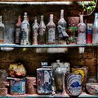 Forgotten bottles by hanspeters