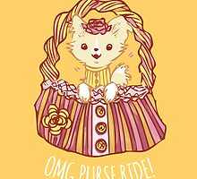 OMG Purse Ride! by msruffles