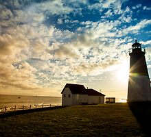 Port Judith by Karol Livote