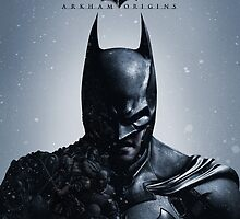 Batman Arkham Origins iPhone case by Illidan5