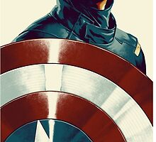 #captain america by brendonbusuttil