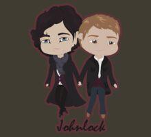 Johnlock by Alex Mathews