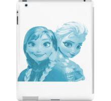 Frozen Anna and Elsa iPad Case/Skin