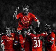 Liverpool FC by JuzaShannon