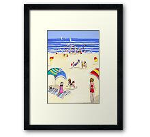 Sunkissed Framed Print