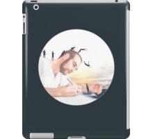 Cliff Diving iPad Case/Skin