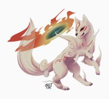 Amaterasu by rudragon