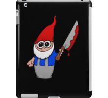 Gnomicidal Maniac iPad Case/Skin