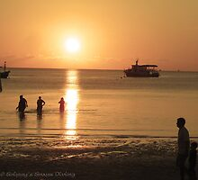 Thai'Sunset by danielakasnippy