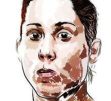 Liz Carmouche by konart