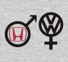 VW - Honda by designshoop