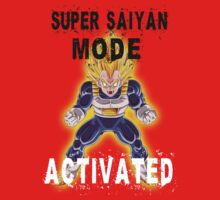 Super Saiyan Mode Vegeta by BadrHoussni
