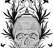Nature Skull - I by Hyper180