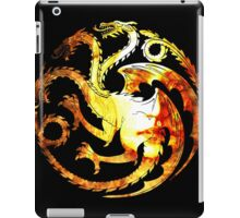 Daenerys Targaryen, Bride of Fire, Mother of Dragons iPad Case/Skin