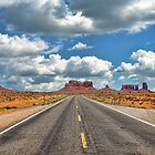 The Road West by Lanis Rossi