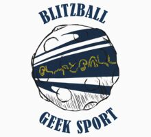 BlitzBall Geek Sport by Deraz