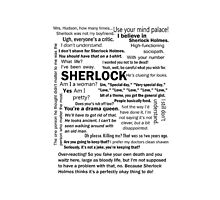 Sherlock Season 3 Quotes by geekygirl37