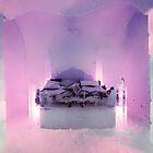 Honeymoon Suite, Sorrisniva Ice Hotel, Norway by KarenMcDonald