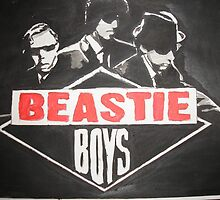 The Beastie Boys by Colin  Laing