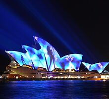 Sydney Opera House by VallyDalPra