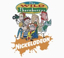 The Wild Thornberrys by HalLegion