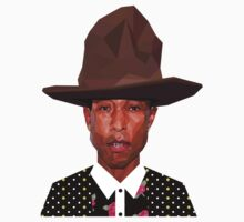 PHARRELL by danielgalanaugh