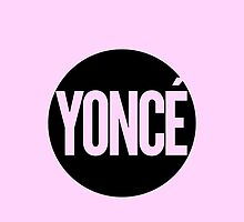 Yoncé by dare-ingdesign