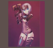 dead space anime by fablescott