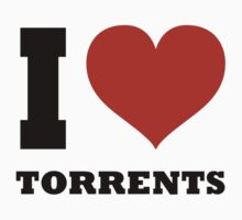 I ♥ Torrents by warez