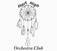 Hart High School Orchestra Club by Girl-inThe-Suit
