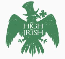 As High As Irish by Toonstyle.com Yury Shchipakin