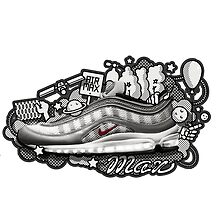 Air Max 97 by CJRDesign