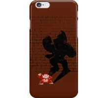 Becoming a Legend- Donkey Kong iPhone Case/Skin