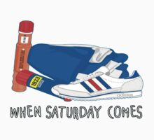 When saturday comes by CJRDesign