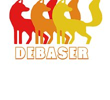 debaser foxes by lizzielizard