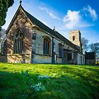 St John The Baptist Church Blisworth by Ralph Goldsmith