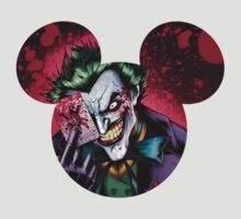 Joker - Mouse by StraightEK