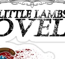 Little Lambs Sticker