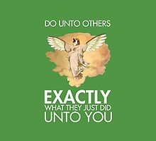 Twitch Plays Pokemon: Do Unto Others - iPhone/Galaxy Case Green by Twitch Plays Pokemon