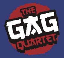 8-Bit GAG Quartet Logo by GagQuartet