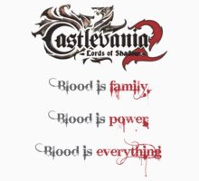 Castlevania Lords of Shadow 2 - Blood by cosmicerr0r