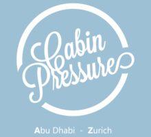 Cabin Pressure Abu Dhabi - Zurich Kids Clothes