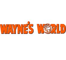 Waynes World by Geoffgroth