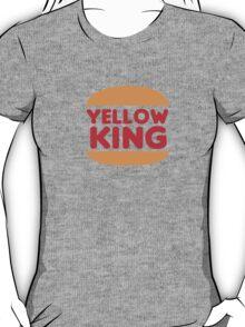 Yellow King Logo T-Shirt
